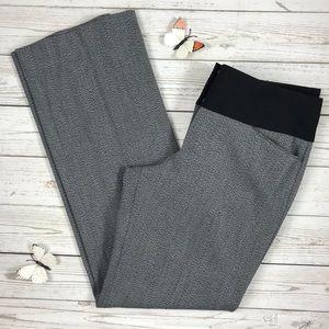 Express Editor Trousers Straight Leg 6 Regular